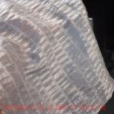 Viscose ткань жаккарда Tencel Nylon Linen для юбки одежд платья