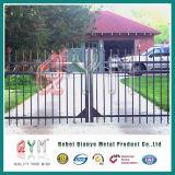 Загородка пикетчика высокия уровня безопасности стальная, порошок/загородка цинка Coated стальная