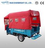 乗客の電気貨物三輪車、3荷車引き