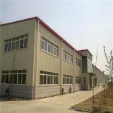 가벼운 강철 구조물 조립식 창고 (ZY381)