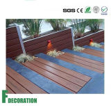 Decking de 138*23mm C0-Extrusion WPC