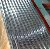 0.45*1000mmの波形を付けられた鋼鉄金属の屋根瓦は鋼板に電流を通した