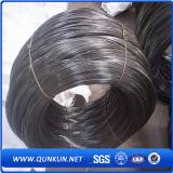 Alambre destemplado negro del hierro de la alta calidad