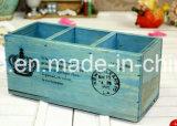 Embalajes de madera de la fruta de la vendimia elegante lamentable ambiental