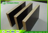 Le film noir de Brown /Construction Shandong de contre-plaqué de Linqing Chengxin prix en bois de la Chine des meilleurs a fait face au contre-plaqué