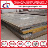 Plaque d'usure d'acier de manganèse d'ASTM A128 Mn13 X120mn12