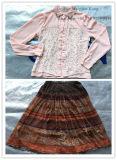 Elegantes & quentes roupa usada 2016 vendas para o mercado de África (FCD-002)