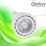 Ce RoHS Aprovado Dimmable MR16 GU10 6W COB LED Spotlight