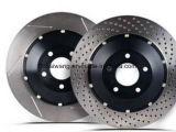 Rotore personalizzato del disco del freno della carrozza ferroviaria