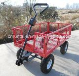 Carrello dello strumento della costruzione delle quattro rotelle con la maniglia (TC1840A)