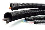 Größengleichplastiknylon-gewölbter elektrische flexible Schlauch Nl206