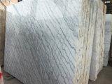 Свет поставкы Polished - серый цвет Veins белые плитки стены плиток мрамора