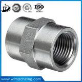 CNCの機械化を用いるOEMの精密アルミニウム機械で造るか、またはアルミニウム