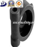 Carcaça do ferro de fundição do metal do OEM com processo de manufatura do molde