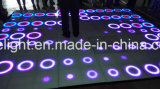 Efecto fantástico dinámico colorido de Rigeba LED Dance Floor para la etapa