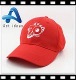 100% algodón lavado de béisbol del sombrero del casquillo promocional Promoción