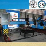 CNC van de brug de Scherpe Machine van het Plasma