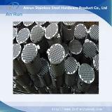 Tubo perforato del metallo come parte del filtro