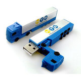 Carro de encargo del mecanismo impulsor del flash del USB de los regalos promocionales (HGD-U020)