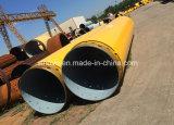 건축 말뚝박기 공사 드릴링 공작 기계를 위한 두 배 벽 케이싱 관/관