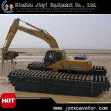 Excavador hidráulico de la correa eslabonada del gato (Jyp-362)