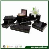 Caixa de jóia de madeira personalizada da alta qualidade