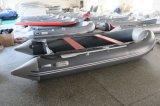 Neues verwendetes Rettungsboot des Entwurfs-2017 aufblasbares Fiberglas für Verkauf