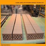 압출기 기계를 만드는 두 배 수용량 찰흙 벽돌