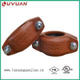 Bride rigide cotée d'ajustage de précision de pipe de bâti d'UL de FM avec la norme de Victaulic