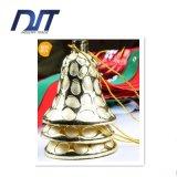 عيد ميلاد المسيح زخرفة يعلّب متموّج صخر لوحيّ عطلة مشردة زخرفة