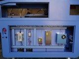 SGSによって証明される革ファブリック衣服レーザーのカッター
