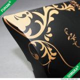 Коробка подарка бумаги картона черноты просто конструкции