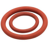 SealingのDesignsのカスタマイズされた高温度Silicone Rubber O Ring