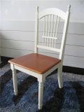 Cadeira agradável de jantar de madeira da cadeira do estilo europeu (M-X1006)