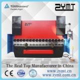 Machine-outil hydraulique (Wc67k-200t*6000) avec la machine à cintrer de la conformité ISO9001