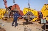 固体燃料を押しつぶすためのPcxkの可逆妨害の粉砕機