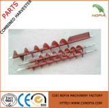 Eje chino de la máquina segador, marco de Havester