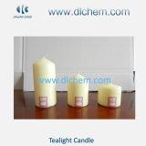 بيضاء شمع [تليغت] شمعة