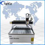 Corte de madera del ranurador del CNC Ck1325 que talla la máquina para la venta