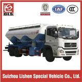 Polvere all'ingrosso dell'Tri-Asse 13000L & camion di serbatoio dell'alimentazione alla rinfusa