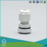 Tipo de nylon conetor da glândula de cabo M de Utl de cabo da linha de M12