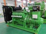 China ambientalmente para la granja y los residentes que usan el biogás de la turbina de gas de metano de la ISO Lvhuan 120kw del Ce que genera potencia