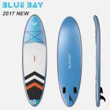 2017 Surfplank van het Embleem van de Douane de Opblaasbare Zachte, die voor het Surfen van School surfen
