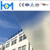 Antireflective Solarfenster-Gebäude Niedrig-Eisen Blatt-flaches Hartglas