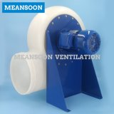 Вентилятор PP пластичный анти- въедливый радиальный для вентиляции лаборатории