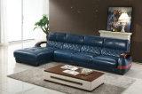 Mobilia del salone di Ciff, sofà di cuoio moderno (K8020)