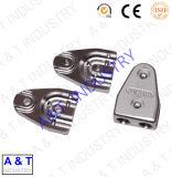 Peças de torneamento de aço inoxidável / latão / alumínio personalizadas CNC