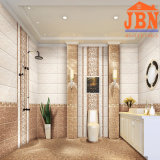 300X600mm Tintenstrahl glasig-glänzende keramische Wand-Fliese des Badezimmer-3D (2LG68422A)