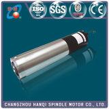motor del eje de rotación del Atc de 4.5kw Bt30 para la máquina de centro (GDL110-30-24Z/4.5)