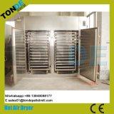 De industriële Machine van Dehyration van het Fruit van de Hete Lucht van het Roestvrij staal Plantaardige